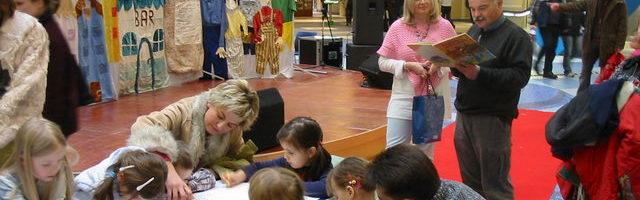 Impreza dla Dzieci w Centrum Handlowym Blue