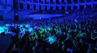 Występ przed koncertem OMEGA