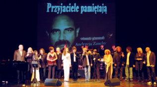 Koncert Przyjaciele Pamiętają